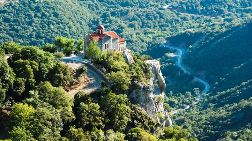 Menalon Trail Best Hikes in Greece to Get More Adventures