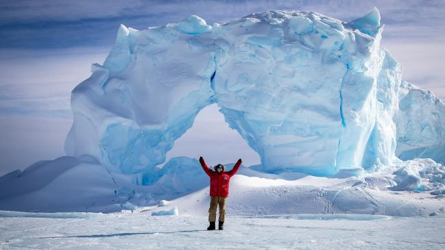 Move and Work in Antarctica Travel the World for Free