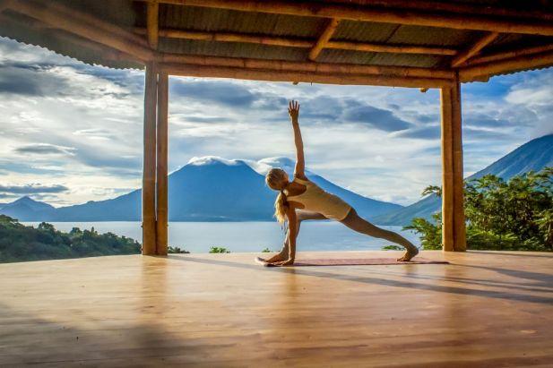 Attend Yoga Classes in Atitlan Guatemala