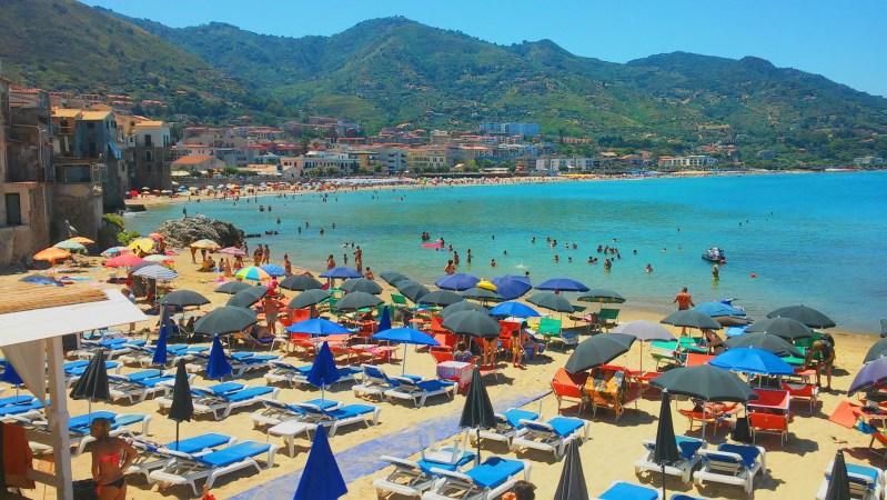 Cefalu, Palermo Best Beaches in Sicily