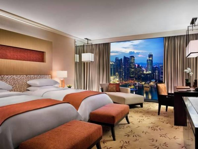 Is it worth booking a hotel room at Marina Bay Sands