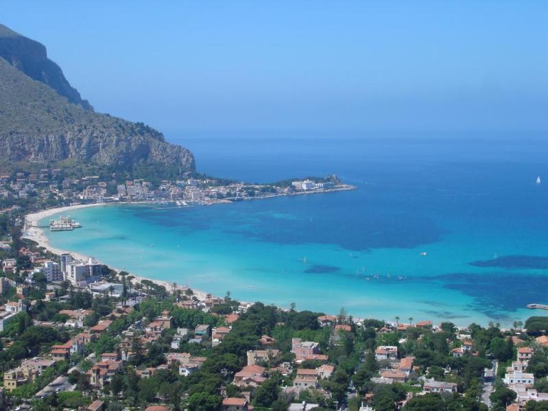 Mondello Best Beaches in Sicily