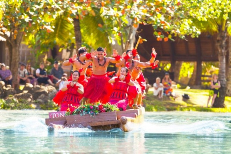 Visit and Explore the Polynesian Cultural center