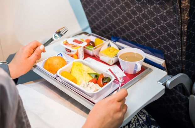 What to eat at a flight