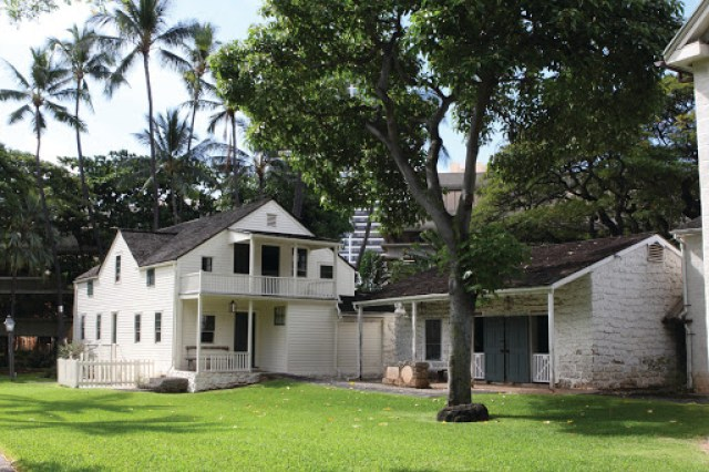 Visit Mission House Museum in Honolulu
