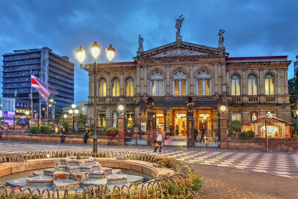 Costa Rica Capital Everything About San Jose
