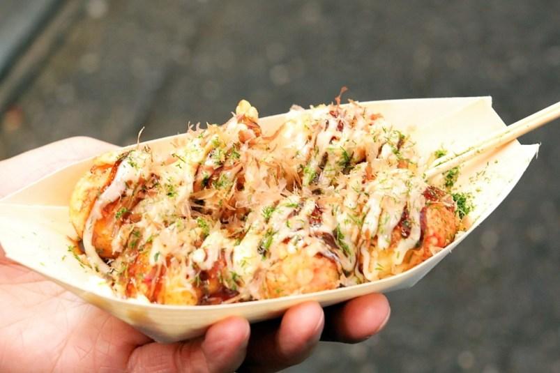 Food in Osaka Things to do in Osaka