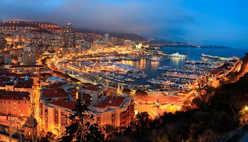 Monaco France Facts