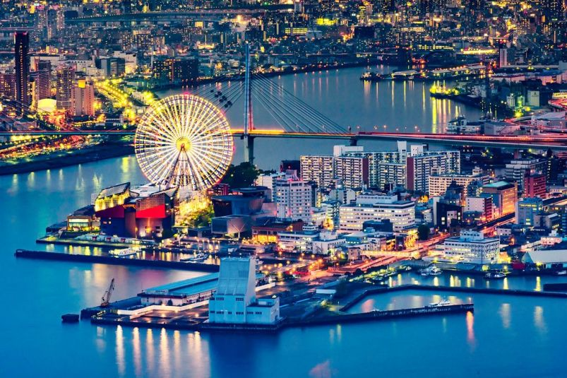 Things to do in Osaka Bay