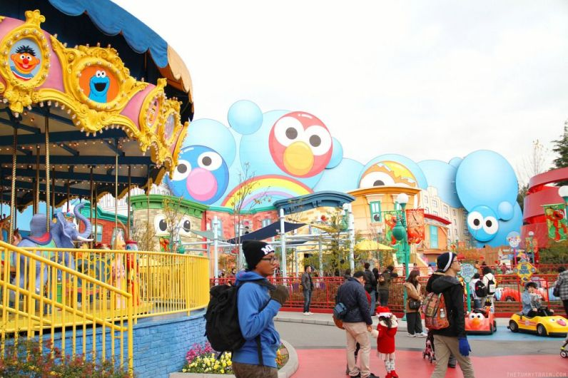 Things to do in Osaka with kids