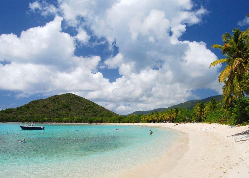 Smuggler's Cove Beach Tortola