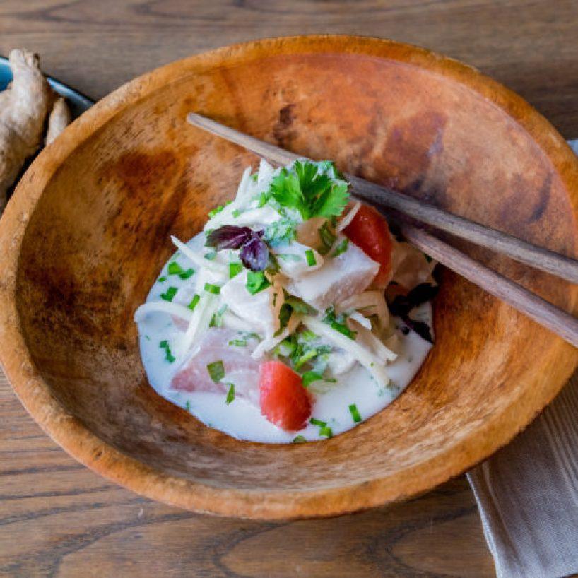 Taste Tahitian Street Food