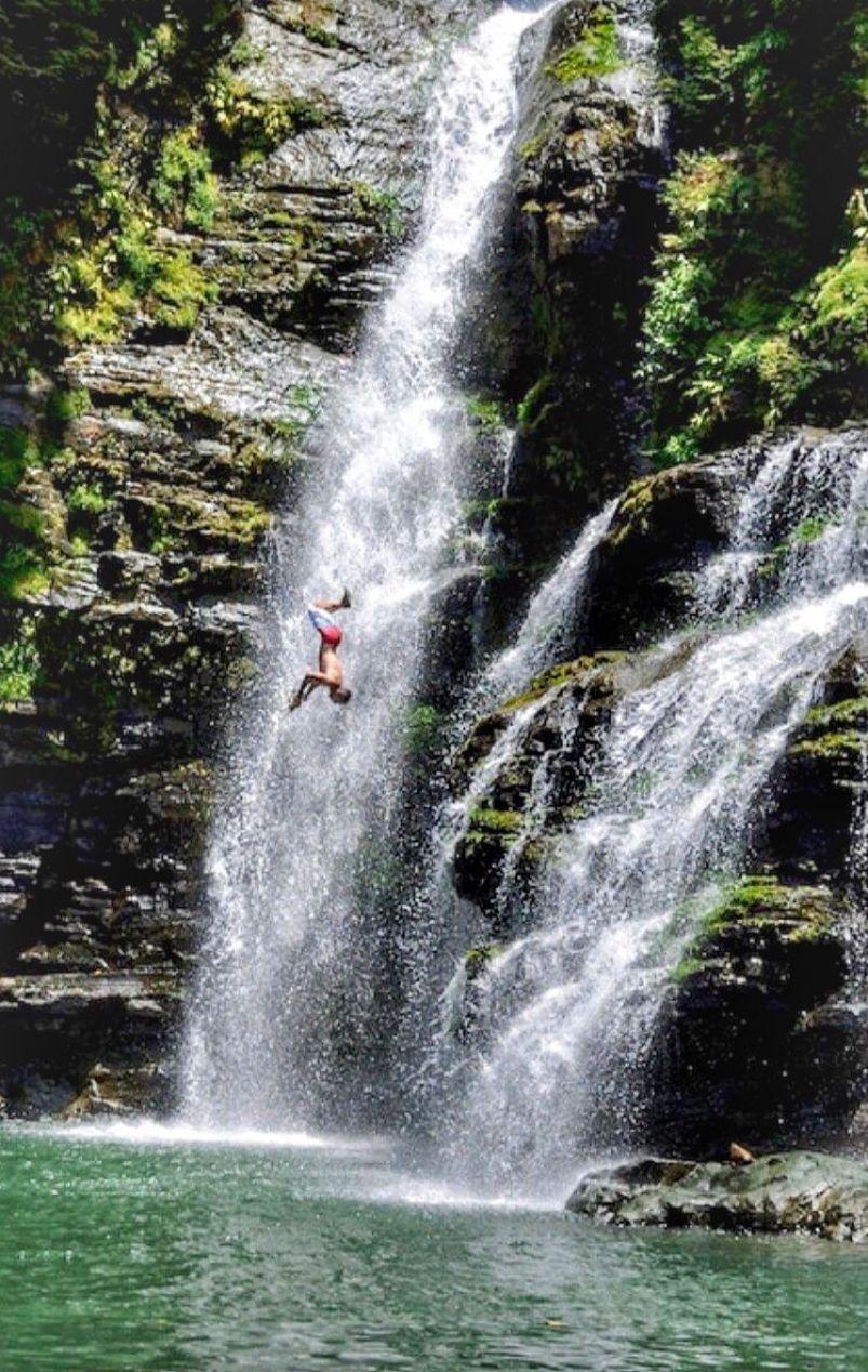 Waterfall Tour in Jaco