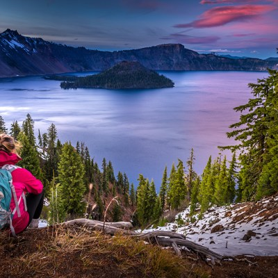 Crater Lake Camping Guide for Crater Lake National Park
