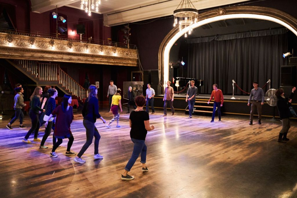 Dance at the Century Ballroom Things to do in Seattle tonight