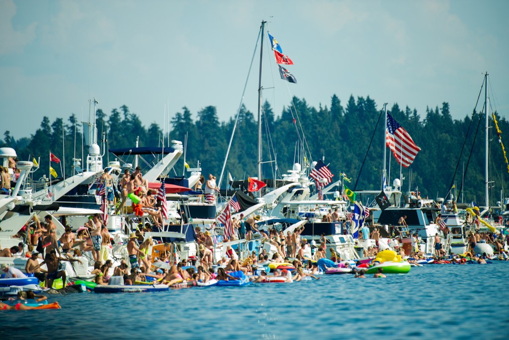 Participate in the Sea Fair Best Thing to do in Seattle