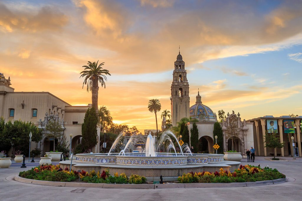 Visit Balboa Park in San Diego Things to do in California