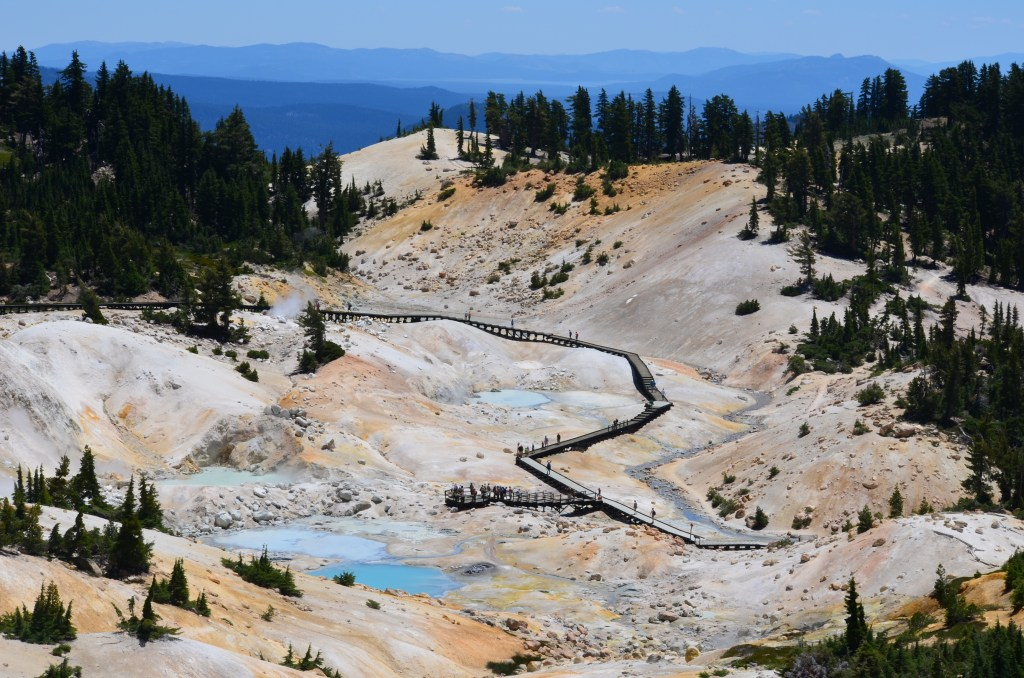 Visit Lassen Volcanic National Park California