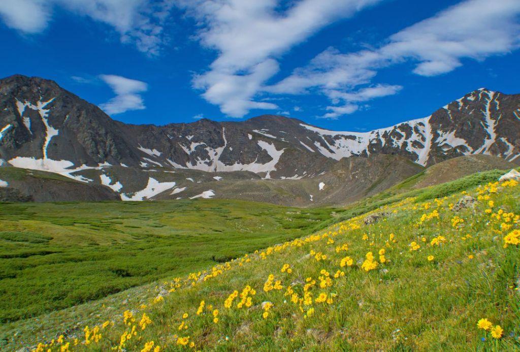 Visit Rocky Mountain National Park in Denver