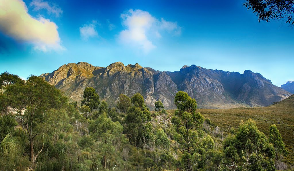 Visit Southwest National Park in Tasmania