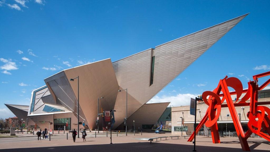Visit the Denver Art Museum Things to do in Denver