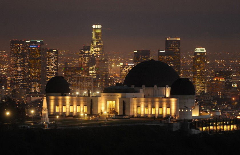 Visit the Griffith Park, best things to do in California