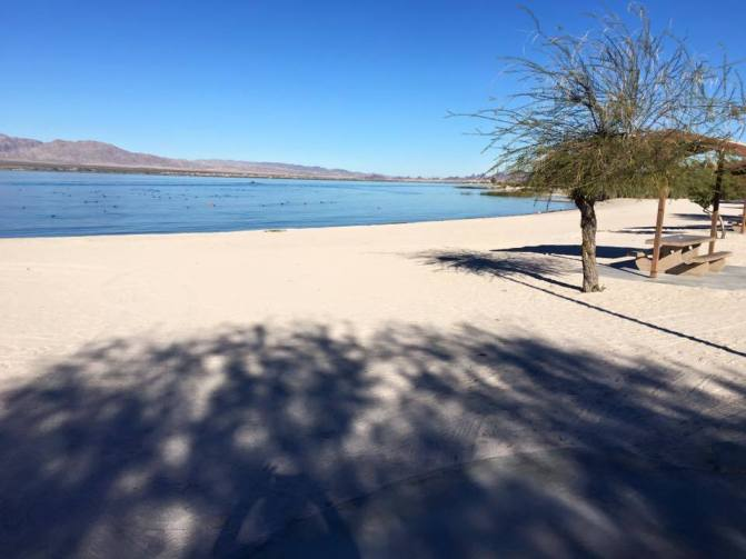 Arizona Beaches: Windsor Beach