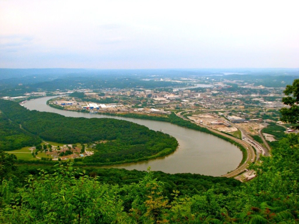 Climb Stunning Lookout Mountain in Chattanooga