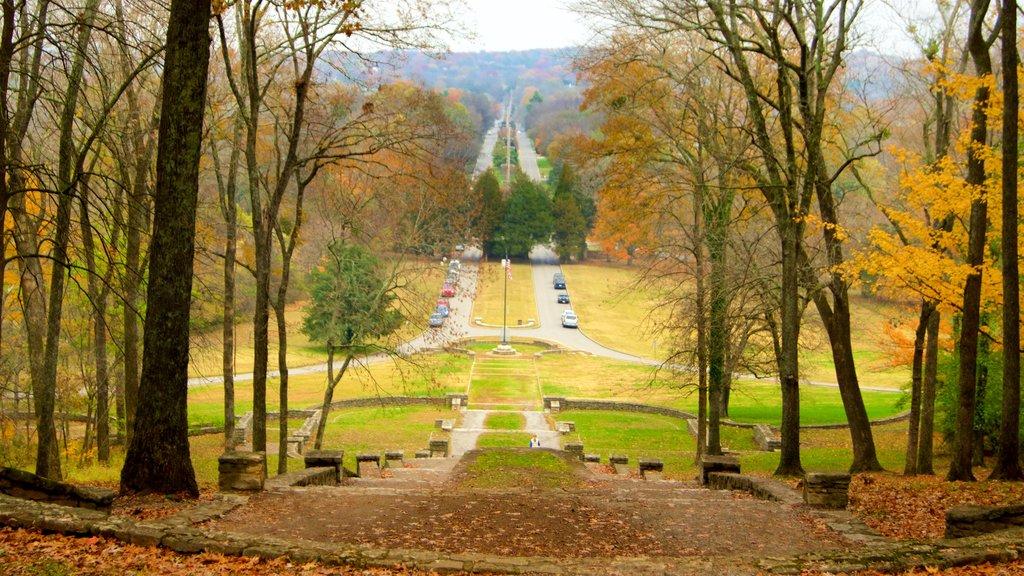 Tour around Warner Parks, Tennessee