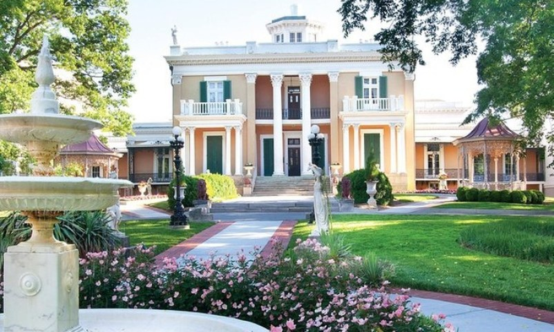 Visit Belmont Mansion Things to do in Nashville