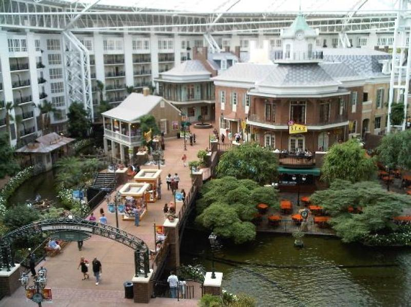 Visit Gaylord Opryland Resort and Convention Center