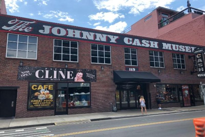 Visit Johnny Cash Museum and Cafe in Nashville