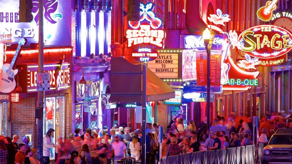 Visit Music Street Row in Nashville