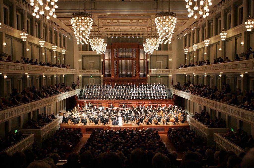 Visit Schermerhorn Symphony Hall