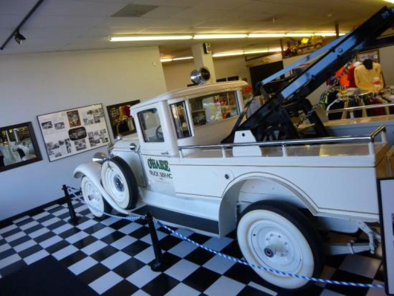 Visit the International Towing and Recovery Museum in Chattanooga
