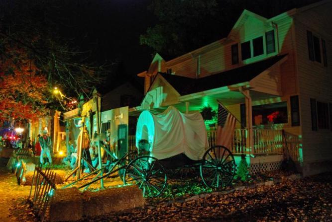Best Halloween Events Tillson Street Halloween Event in Romeo, Michigan