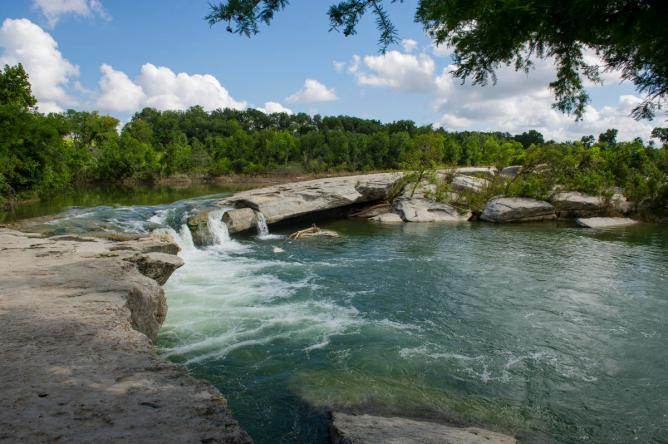 Visit Mckinney Falls State Park Austin Texas