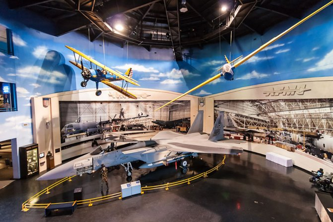 Museum of Aviation Georgia