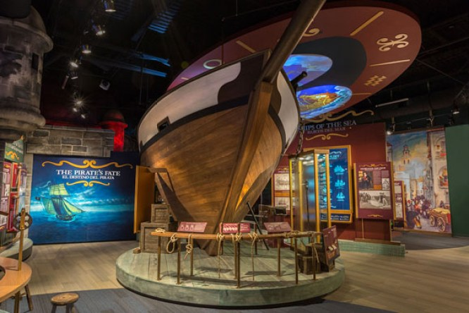 Things to do in Tampa, Tampa Bay History Center