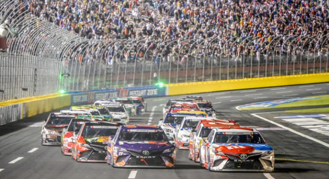 Charlotte Motor Speedway Charlotte NC