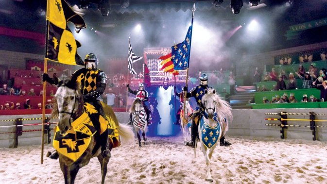 Medieval Times Dinner and Tournament Chicago