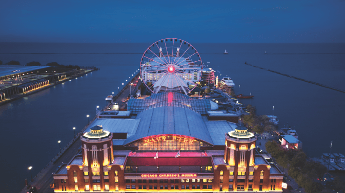 Navy Pier Things to do in Chicago, Illinois