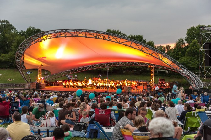Things To Do In Charlotte NC Summer Pops