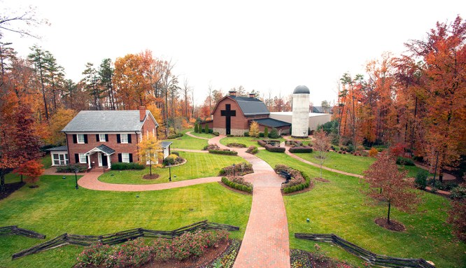 Things To Do In Charlotte NC The Billy Graham Library
