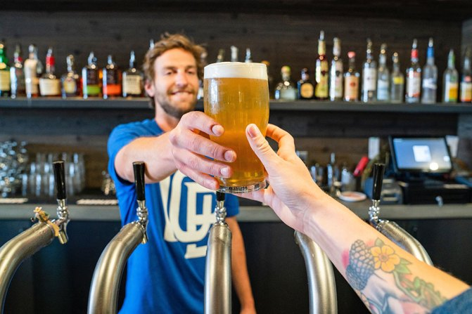 Things to do in Charlotte NC Brewery Visits