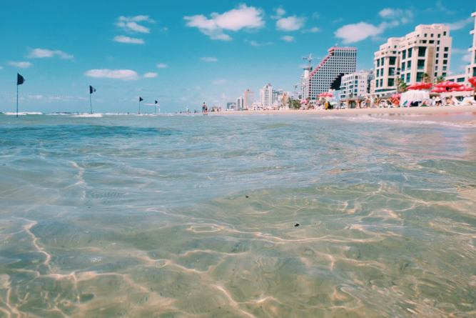 Famous Attractions and nearby Places in Tel Aviv