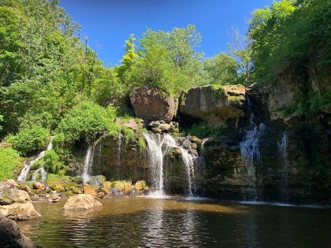 Things to do in Rochester NY Akron Falls