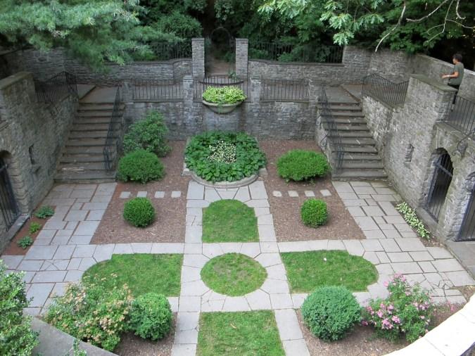 Warner Castle and Sunken Garden