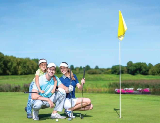 Bay Meadows Family Golf Course