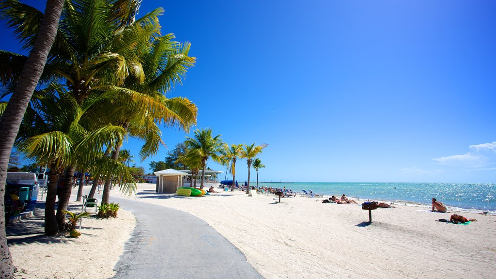 Things to do in Key West Higgs Beach